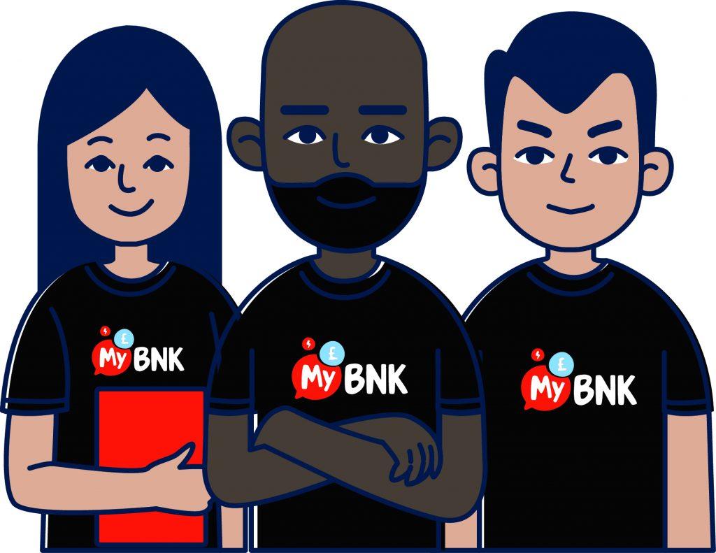 Team MyBnk