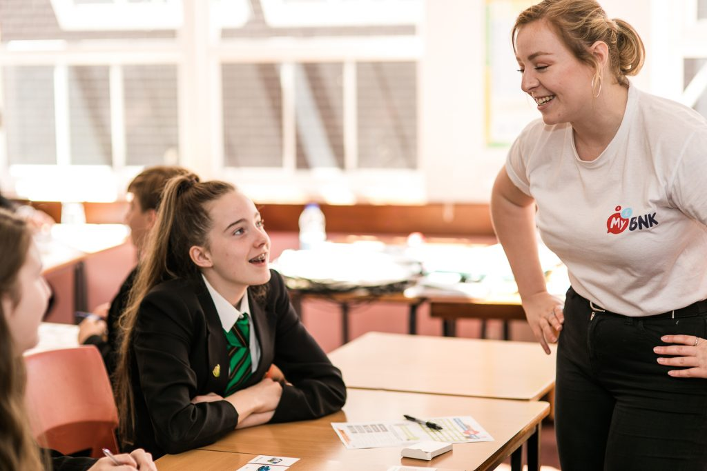 MyBnk - Latest News - A chance of a meaningful financial education for young people