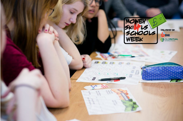 The penny drops on the Isle of Man – Money Skills for Schools Week 2019